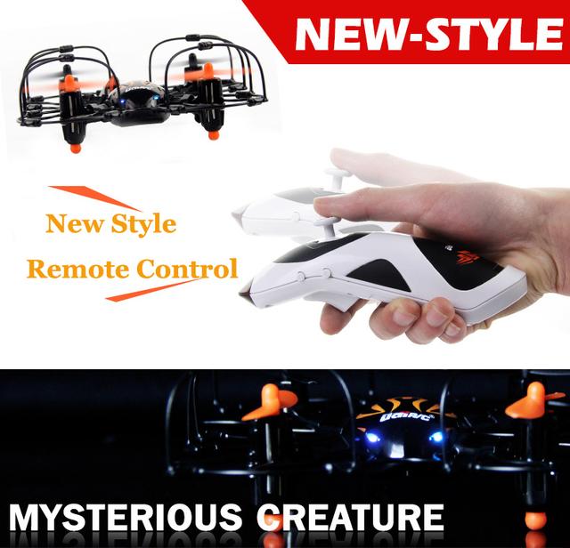 Nova Udi u830 Drones 2.4 G 4 canais RC Quadcopter com giroscópio 6 eixo brinquedos de controle remoto helicóptero Quadrocopter RC Helicoptero dron RC helicóptero controle remoto Um helicóptero de controle remoto de um