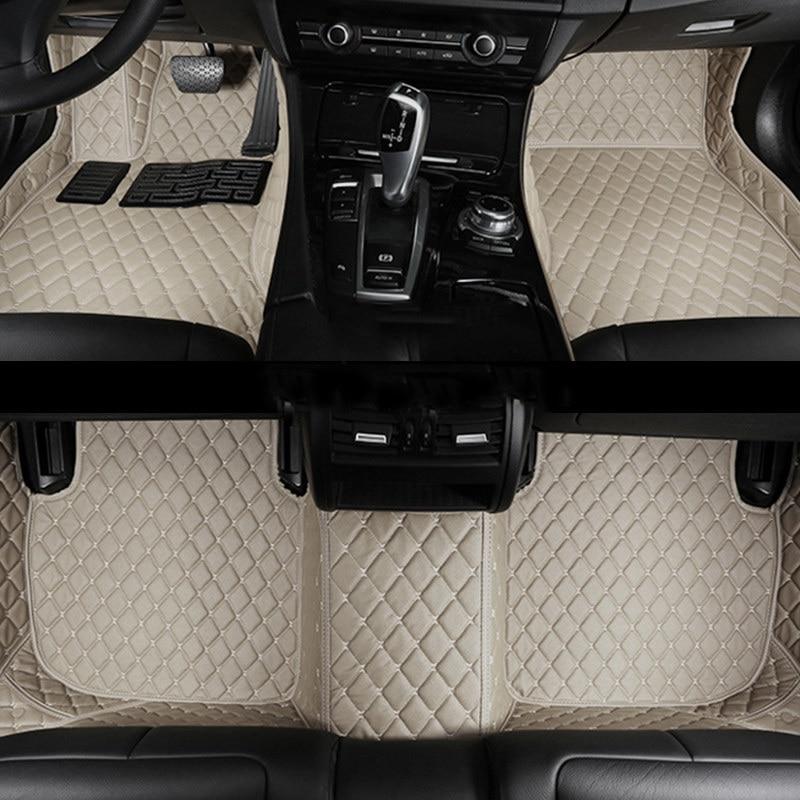 Original Mercedes ripsmatten tapis jeu 4 pièces noir classe-B 246