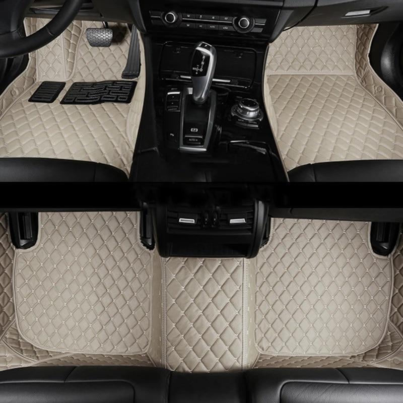 tapis de sol de voiture pour mercedes benz classe b b180 b200 b260 w245 w246 cls classe cls260 cls320 cls400 c219 tapis de voiture en cuir