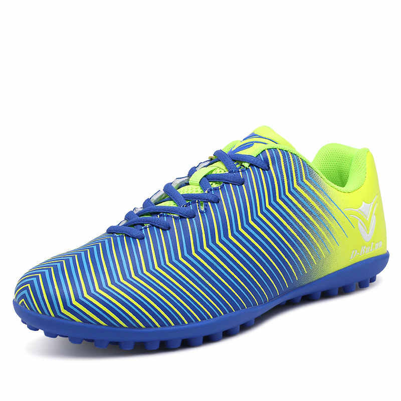 e867e30fb Football Boots Kids Summer Soccer Shoes Superfly Original TF Kids Football  Boots Centipede Training Shoes for
