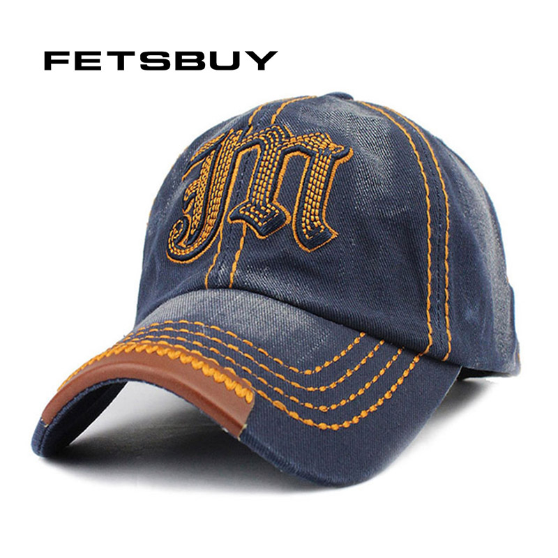 FETSBUY Wholesale Baseball Cap Snapback Hat Spring Cotton Caps Hip Hop Wash Fitted Cheap Sun Set Hats For Men Women Summer Cap wholesale spring cotton cap baseball cap snapback hat summer cap hip hop fitted cap hats for men women grinding multicolor