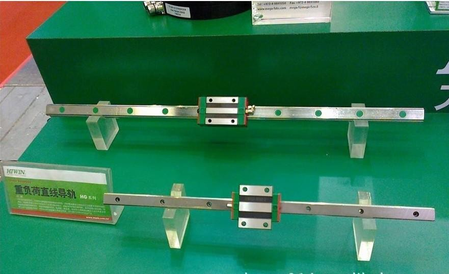 free shipping Saudi Arabia  2pcs HGR20- 2000mm  and HGW20C 4PCS  HIWIN  from  Taiwan linear guide rail free shipping to argentina 2 pcs hgr25 3000mm and hgw25c 4pcs hiwin from taiwan linear guide rail