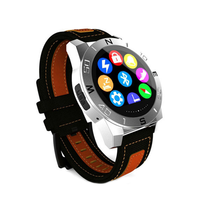 ФОТО Smart Watch N10 Outdoor Smartwatch With Heart Rate Monitor Anti-lost Waterproof Watch For IOS Android Bluetooth 4.0 wristwatch