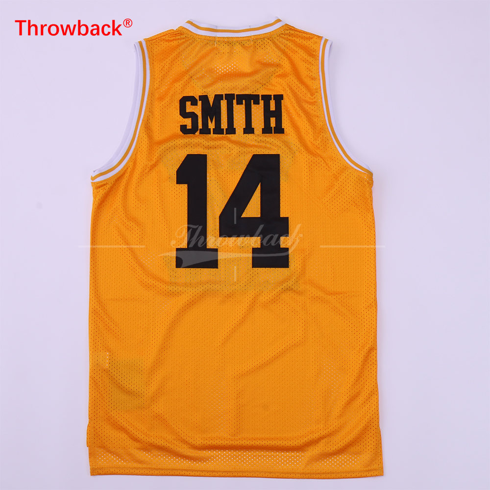 77329a864c8 Throwback Jersey Basketball T shirts Will Smith  14  25 Carlton Banks Bel  Air Academy Basketball Jerseys-in Basketball Jerseys from Sports    Entertainment ...