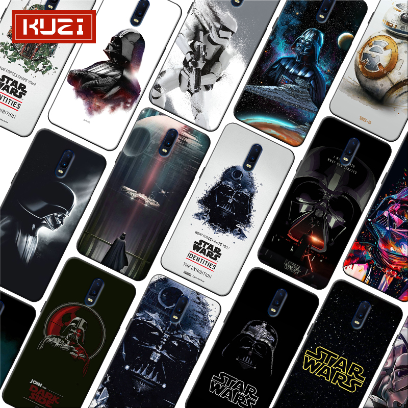 Star Wars BB8 Darth Vader Soft Silicone Phone Case for font b oneplus b font one