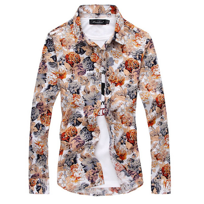 Compare Prices on Long Sleeve Hawaiian Shirts- Online Shopping/Buy ...