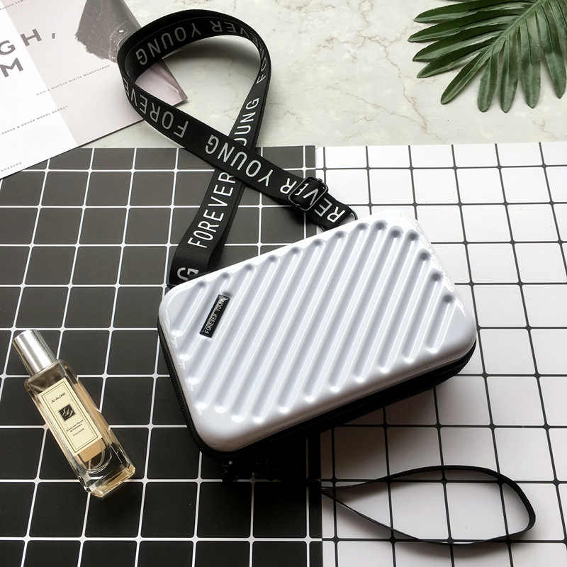 Роскошные сумки, дизайнерские сумки для женщин 2019, сумка-чемодан, модная маленькая сумка для багажа, женская сумка-клатч от известного бренда