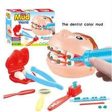 3d цветная глиняная форма игрушки Строительный набор для детей