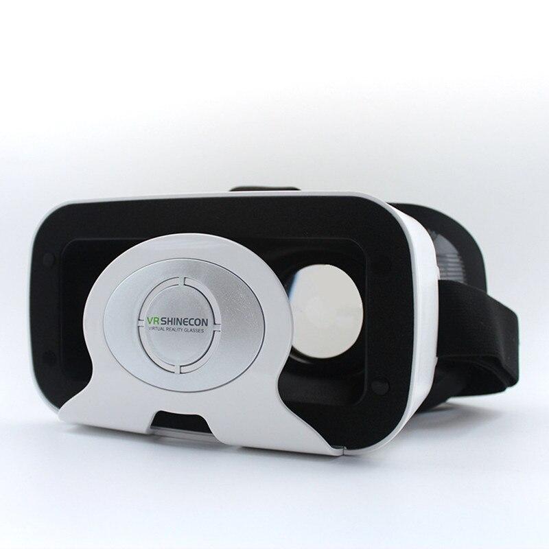 2017 Shinecon SC-3GR 3D VR ერთჯერადი - პორტატული აუდიო და ვიდეო - ფოტო 4