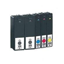 5 Lexmark 100XL tintenpatrone Für LEXMARK S305 S405 S505 S605 Pro205 Pro703 Pro705 Pro706 Pro901