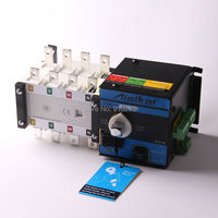 80A Three Phase Genset ATS 80A Automatic Transfer Switch 4P