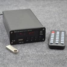 Big discount DC12-24V K6 TDA7498L digital amplifier 2 * 70W High power Household amplifier music HIFI amplifier Computer desktop audio