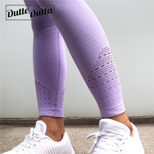 Seamless Leggings For Fitness Sportswear Woman Gym Legging High Waist Yoga Pants Leggins Sport Women Tights Women's Sports Wear
