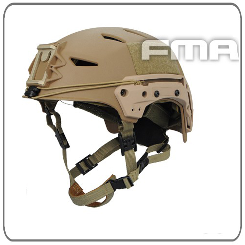 Updated Version Sports Helmet FMA BUMP EXFIL Lite softair Tactical Helmets Military AirsoftSports Paintball Combat Protection fma maritime helmet multicam black tb1084