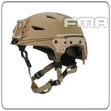 Versión actualizada Deportes Casco FMA BUMP EXFIL Lite softair AirsoftSports Cascos Tácticos Militares Paintball Combat Protección