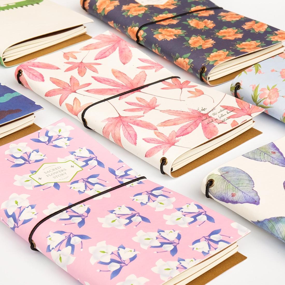 Special A6 Belt - Diary Retro Notebook 1PCS 1