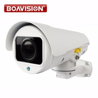 1080P 4MP HD PTZ IP Camera ONVIF Outdoor 4x 10x ZOOM AUTO FOCUS Varifocal Lens Network