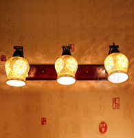 Керамика стекло китайский фарфор бра Seckill линзы фар ванная комната ночники комнаты ZS6
