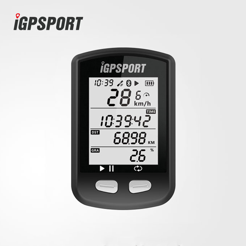 IGPSPORT IGS10 Cycling GPS Computer Wireless ANT+ Speedometer Waterproof IPX6 Bicycle  Backlight Bikes Sports Computer Bicicleta bryton rider 530 gps bicycle bike cycling computer
