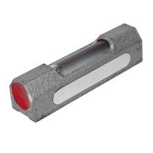 QASE – Mini Instrument de mesure de niveau à petite bande, haute précision, niveau mécanique, taille de bulle 84x20x21mm, précision 0.45 mm/m