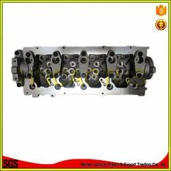 Części silnika D4EB głowica cylindra 22111 27400 22111 27750 22111 27800 dla Hyundai Tucson 2.0 CRDi 2006  cylinder head engine headengine cylinder head -