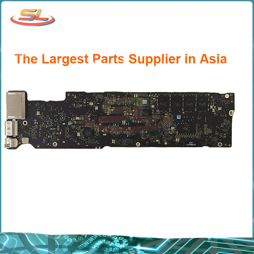 Genuine Laptop Motherboard A1466 for font b MacBook b font Air 1 6 GHZ EMC2925 I5