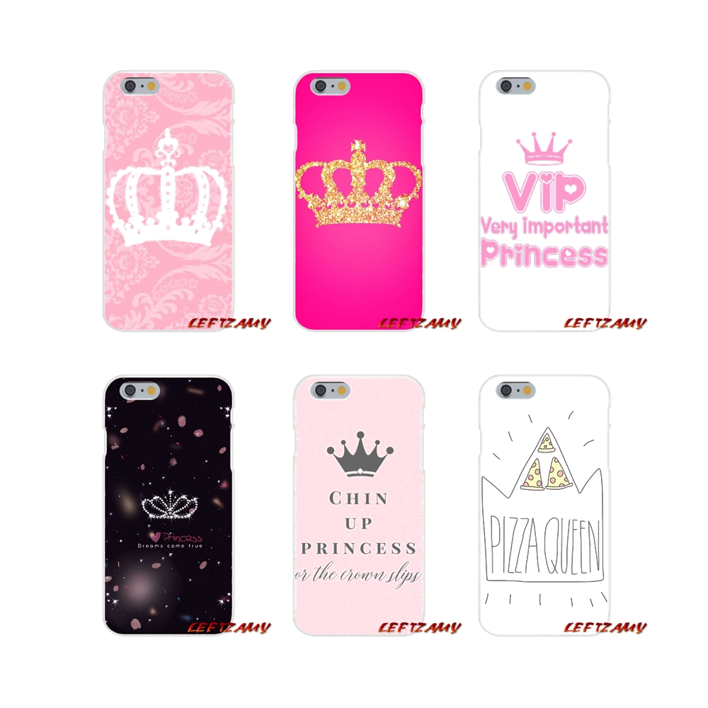 US $0 99  PRINCESS Queen boss crown king Silicone Phone Cover For Xiaomi  Mi6 Mi 6 A1 Max Mix 2 5X 6X Redmi Note 5 5A 4X 4A A4 4 3 Plus Pro-in