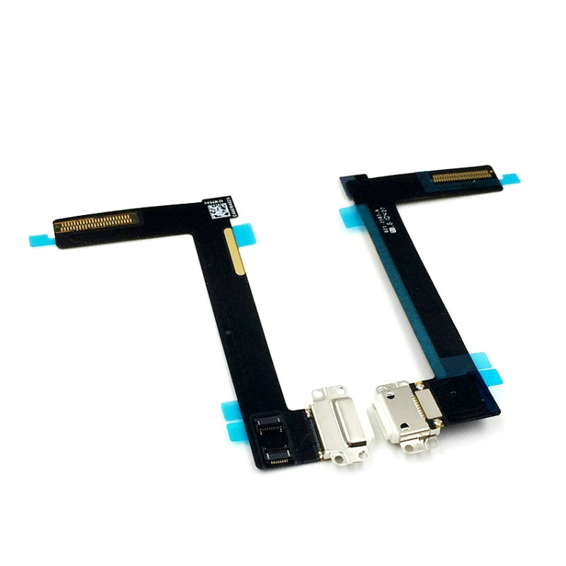High Quality Charging Port Flex Cable + USB Dock Connector Charger Repair Parts For IPad 6 IPad Air2 A1566 / A1567
