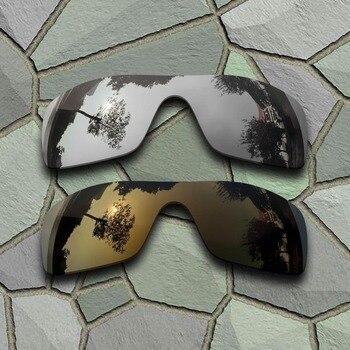2cb617186f Oakley Polarizadas De Lentes Gafas Y Bronce Cobre Batwolf Sol Cromo f67gybY