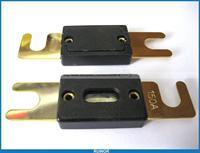 12 Adet Altın Kaplama Sigorta 150A 150 Amp Auto için Araba Tekne Kamyon Ses 80x22mm
