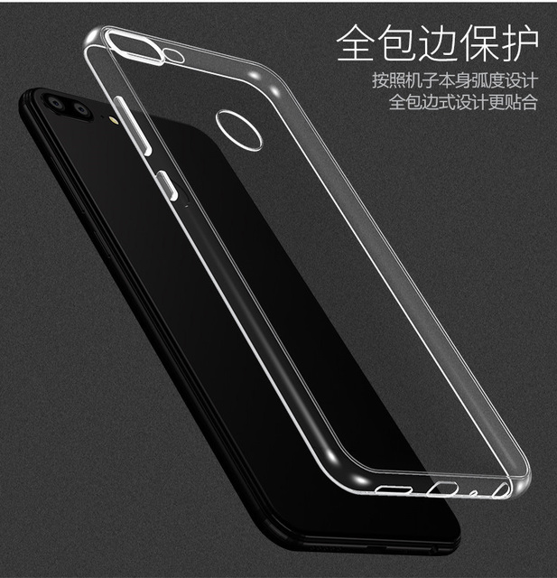 sports shoes d2282 2c201 US $1.46 6% OFF|Ultra thin transparent Soft TPU case For Huawei Honor 9  Lite silicone slim Protective back cover cases for huawei honor 9lite -in  ...