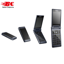 Оригинальные Lenovo MA388 Flip сотовый телефон dual sim двойной длительным временем ожидания MTK6250 3.5 дюймов экран Прочный старшие дети мобильный аудиоразъем