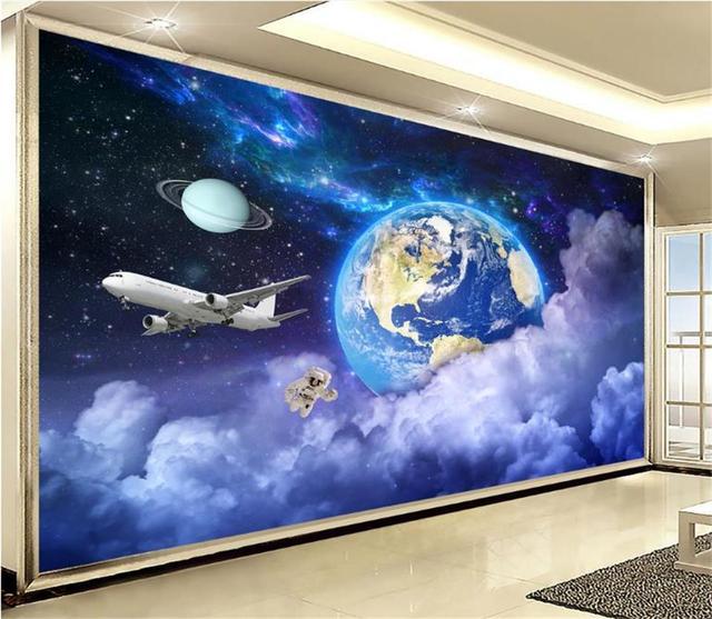 Billig 3d wallpaper benutzerdefinierte fototapete wohnzimmer ...