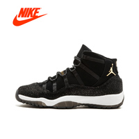 Nike Air Jordan 11 Retro Win Like 96 Original New Arrival Authentic Men's Basketball Shoes Sport Outdoor Sneakers 378037 378038