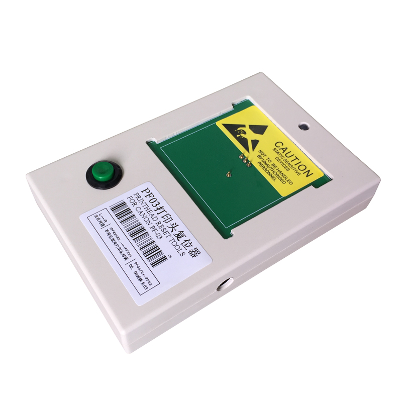 PF-03 PF03 Printhead Resetter For Canon IPF500 IPF510 IPF600 IPF605 IPF610 IPF710 IPF720 IPF810 for Canon print head resetter waste ink box maintenance tank chip resetter for canon ipf500 510 600 610 700 710 720 810 815 820 825 large format plotters