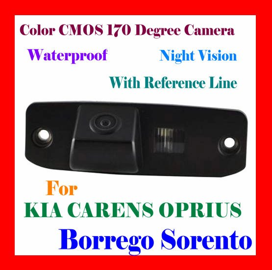 Car Rear View camera Backup Camera paking system rear monitor rearview camera for KIA Carens Oprius Sorento Borrego Kia ceed
