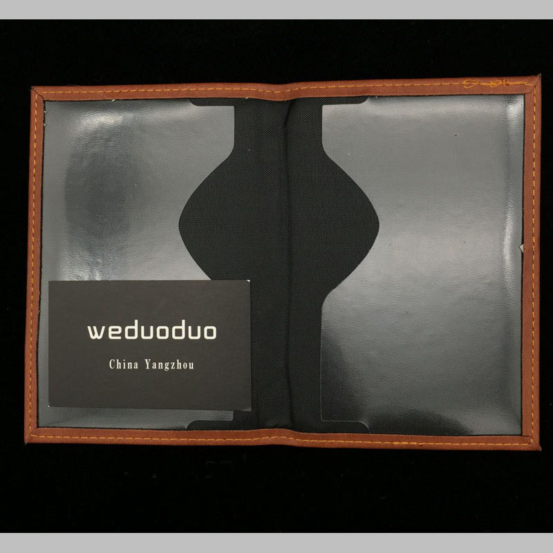 Weduoduo 2019 New Pattern Passport Cover Women Men Fashion Passport Holders Travel Casual High Quality Card Holders Cases