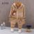 Conjuntos de roupas menino roupas da moda bebê menino criança roupas Completos + calça terno para crianças meninos criança roupas roupas de bebê conjunto