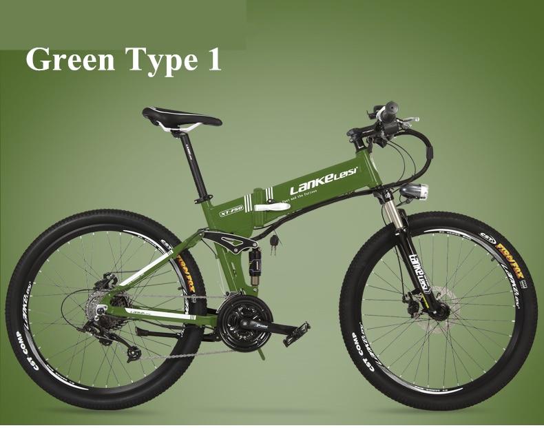 "HTB1SAPfaqagSKJjy0Fhq6ArbFXav - XT750D 27 Velocity 500W Tremendous Energy Excessive High quality 26"" Foldable Electrical Bicycle, 36V/48V Hidden Lithium Battery Mountain Bike MTB"