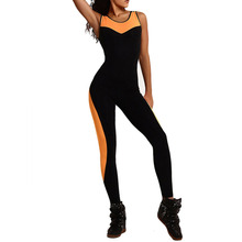 Fitness Sport Suit Women Tracksuit Yoga Set Backless Gym Running Set Sportswear