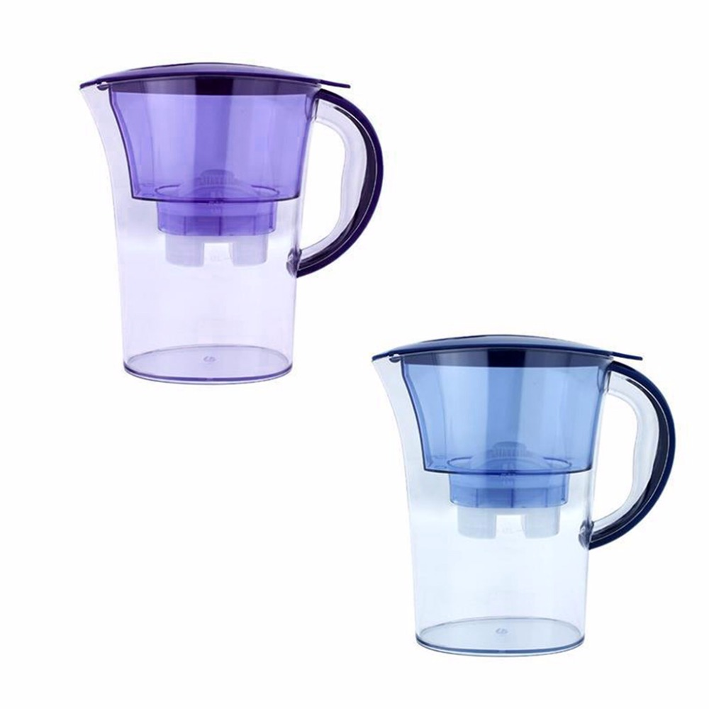 Water Filter Household Activated Carbon Jug Home Purifier Healthy Drink Machine dmwd 2 5l 4 layers home water purifier water filter kettle healthy drinking water maker filter jug with 2pcs core