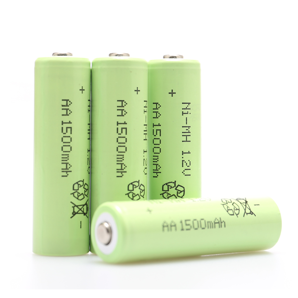 Aa Rechargeable Battery Aaa Nimh 12v Batteries Sanyo Eneloop 2pcs For Remote Control Toy Camera 4pcs In From