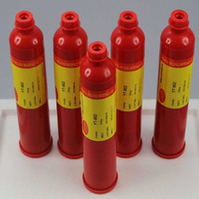 Hot sell Fuji red glue adhensive 200g/360g for SMT repair bga Consumables