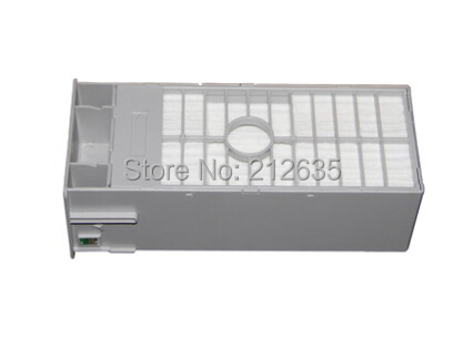 Maintenance Tank with chip for EPSON Stylus Pro4000/4400/4450/4800/4880/7400/7450/7600/7800/7880/9400/9600/9800/ 9880 printer chip decoder for ep stylus pro 7400 9400 printer