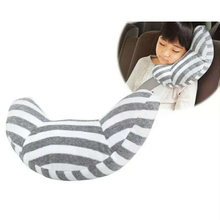 Children baby kids Car Safety Neck Headrest Seat belt travel Pillow Cushion Shoulder Protector Pad Strap Covers cushion