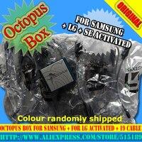 Octoplus Box para Samsung & LG & SE Ilimitado Ativado + Cabos 19 ForS5 N900T & N900A & N9005 + frete Grátis|box for|box for shipping|box shipping -