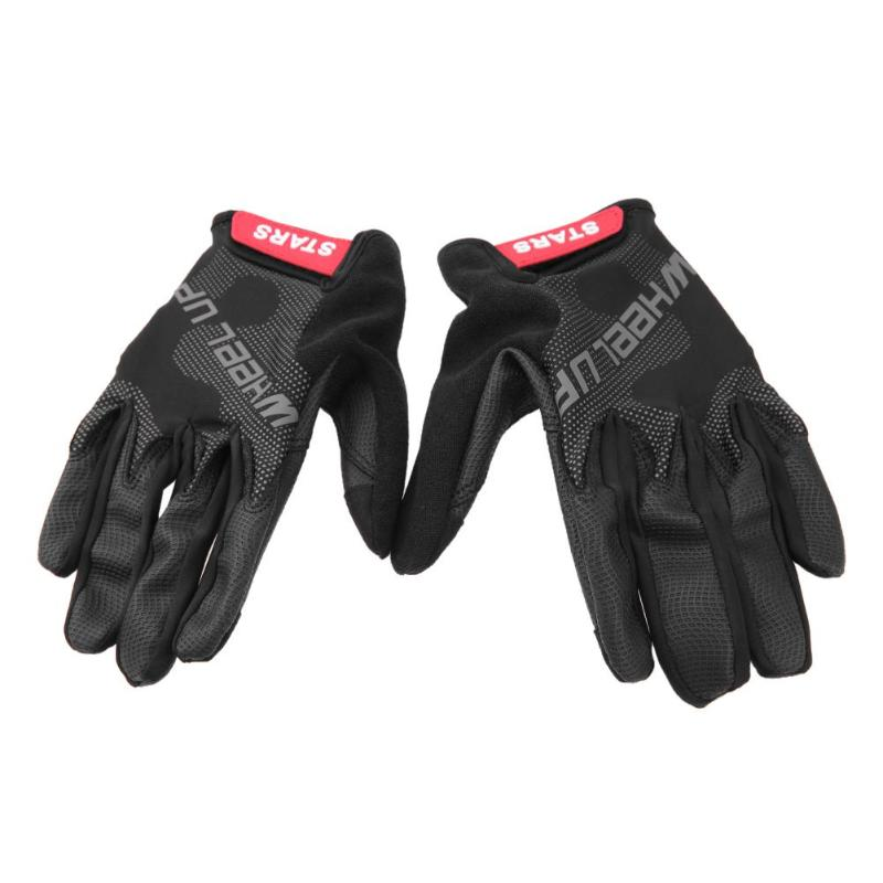 High Quality Outdoor Bicycle Cycling Gloves for Man Woman Winter Full Finger Sport Shockproof MTB Road Bike Touch Screen Gloves