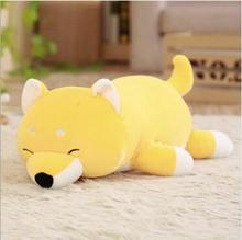 WYZHY Down cotton Akita dog doll plush toy pillow cushion sofa 60CM