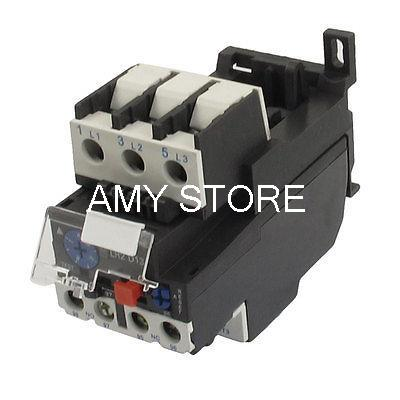 цена на Motor Protector AC 7A-10A Thermal Overload Relay 1 NO 1 NC JR28-13