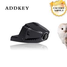 ADDKEY DVR Автомобиля камера 1080 P Wi-Fi app Даш Камеры Новатэк 96655 Ночь Версия 170 градусов с Двумя Объективами Цифрового Видео рекордер